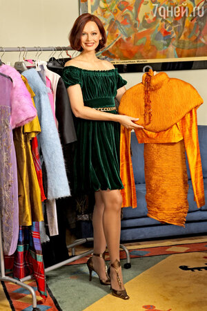 Гардероб звезды: идеальные наряды Ирины Безруковой