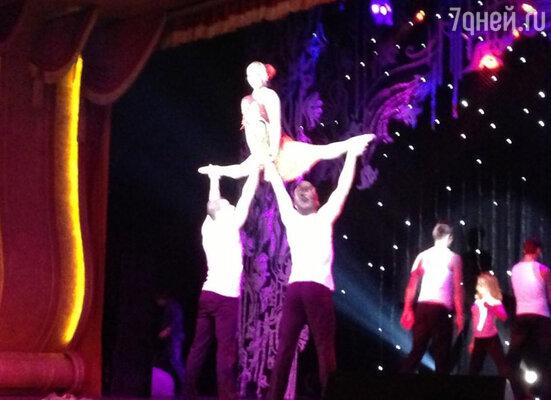 «Великолепное шоу @volochkova_a. От номеров дух захватывало!»