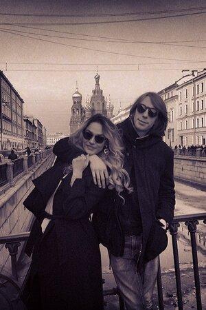 Алена Водонаева с возлюбленным