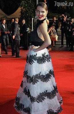 На 63-м Каннском кинофестивале. 2010 г.
