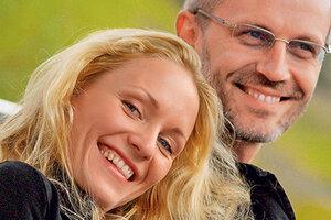 Катя Гордон впервые рассказала о своем браке с Александром Гордоном