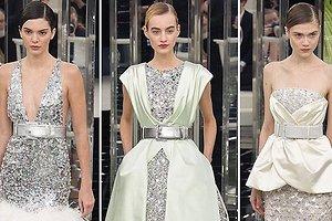 Неделя высокой моды: показ Chanel