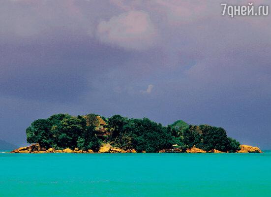 Сейшелы богаты не только большими островами-заповедниками, но и маленькими, вмещающими на своей территории всего одно-два бунгало