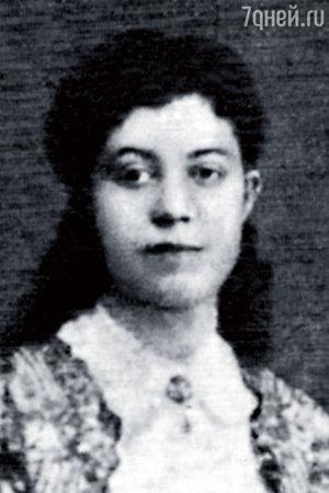 Александра Голицына (Гладкова)