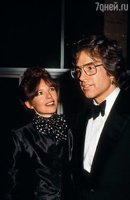 Связь Дайан с Битти длилась несколько лет: ровно столько, сколько Уоррену потребовалось для того, чтобы найти деньги, снять, озвучить и выпустить в прокат фильм «Красные»