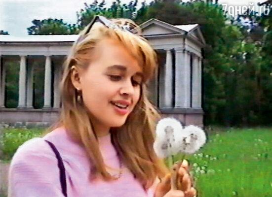 Во время поездки в Архангельское