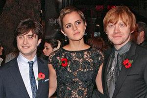 Гарри Поттер постарел слишком сильно