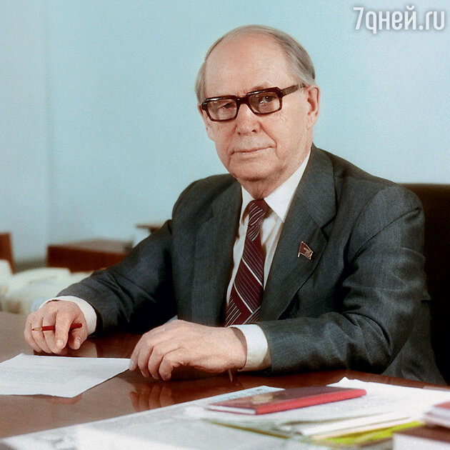 Председатель Гостелерадио Сергей Лапин