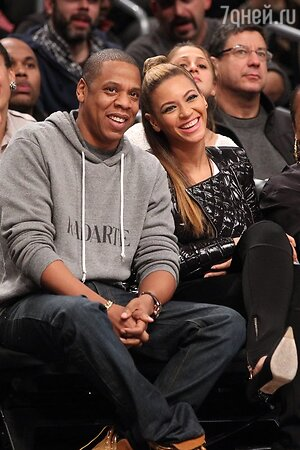 Бейонсе (Beyonce) и Джей Зи (Jay Z)