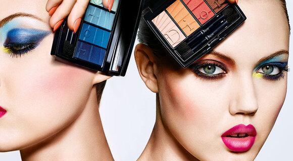Да будет цвет: взрывная коллекция макияжа от Dior!