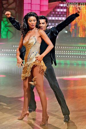 Марина Ким с Александром Литвиненко