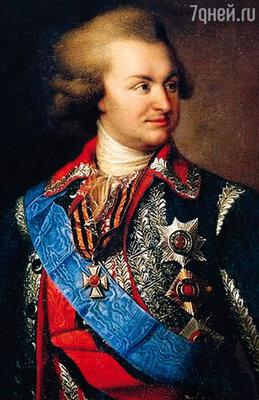 Князь Григорий Потемкин влюбился в графиню Калиостро