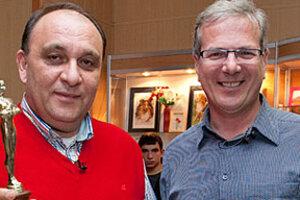 Алексей Лысенков получил награду NYF Radio Awards 2013