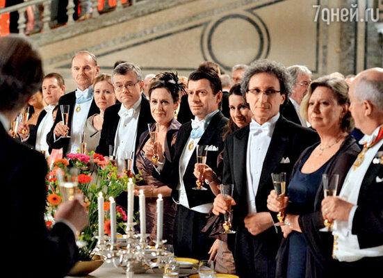 Кадр из фильма «Последнее завещание Нобеля»