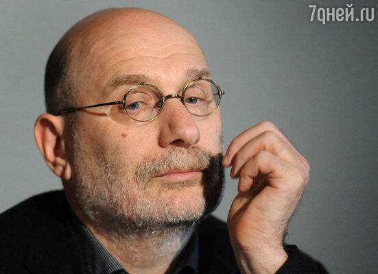 Писатель Григорий Чхартишвили (Борис Акунин)