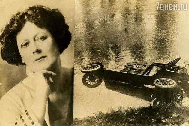 Айседора Дункан и утонувший в Сене автомобиль-убийца