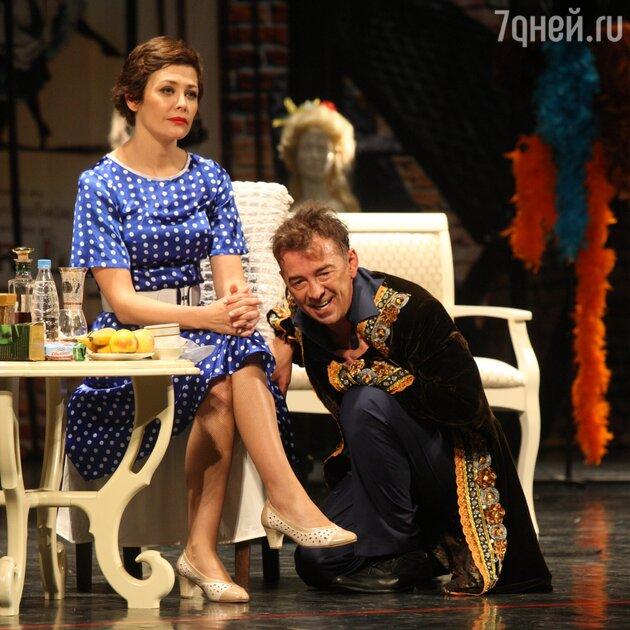 Екатерина Волкова, Николай Добрынин
