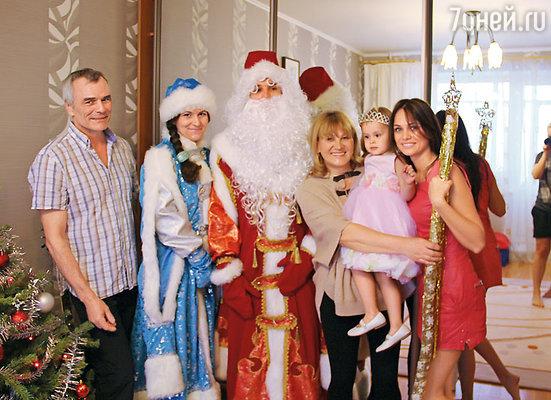 Встречаем Новый год с моими родителями в Череповце