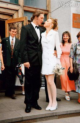 Наша свадьба с Денисом Дощечкиным