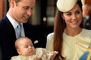 В Лондоне состоялось крещение принца Джорджа