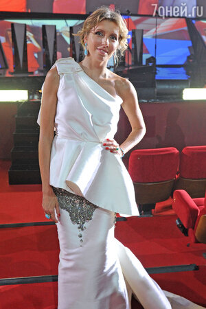 Светлана Бондарчук 2012 год