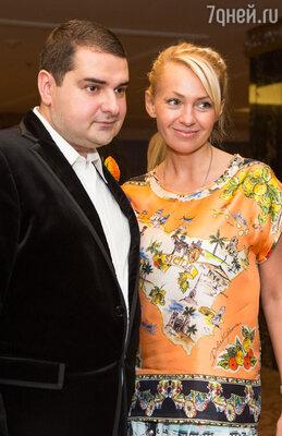 Яна Рудковская и Артем Сорокин