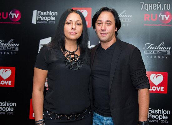 Юлия Далакян и Анатолий Анищенко