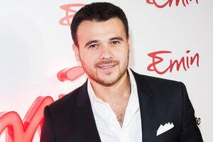 Эмин Агаларов получил на 35-летие перстень Муслима Магомаева