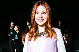 Беременная Наталья Подольская пришла на показ Даши Гаузер без мужа