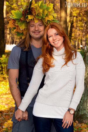 Наталья Подольская и Владимир Пресняков-младший
