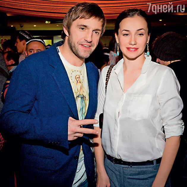 Ольга Филиппова и Владимир Вдовиченков