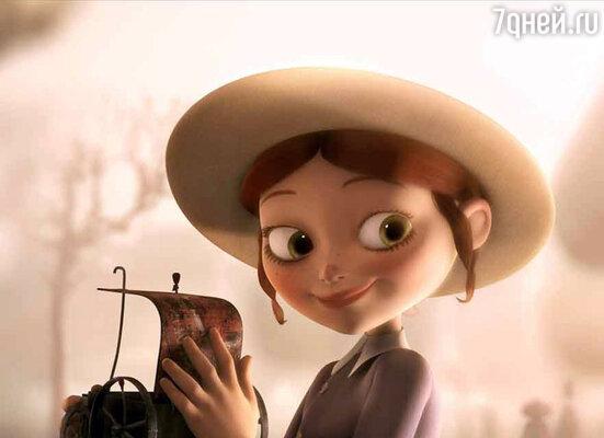 Кадр из мультфильма «Монстр в Париже»