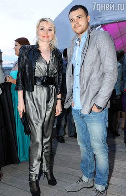 Эмин Агаларов и Катя Лель