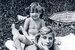 Ольга Горохова с дочерью
