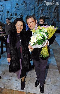 Надежда Бабкина и Александр Васильев