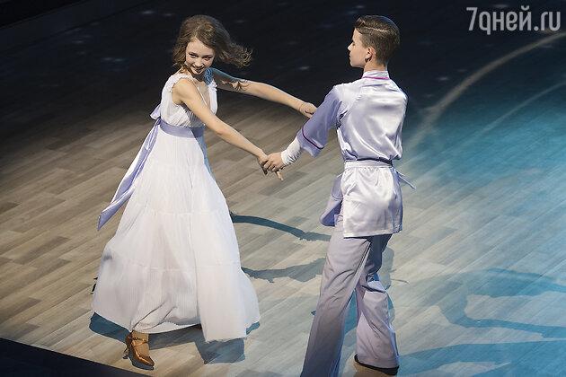 Екатерина Старшова и Владислав Кожевников