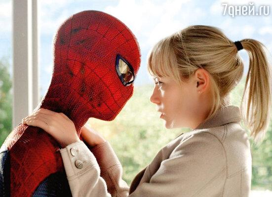 Кадр из фильма «Новый Человек-паук»