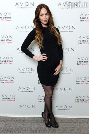 ����� ���� (Megan Fox) � ������ �� ������ ��������� (Andrea Lieberman)