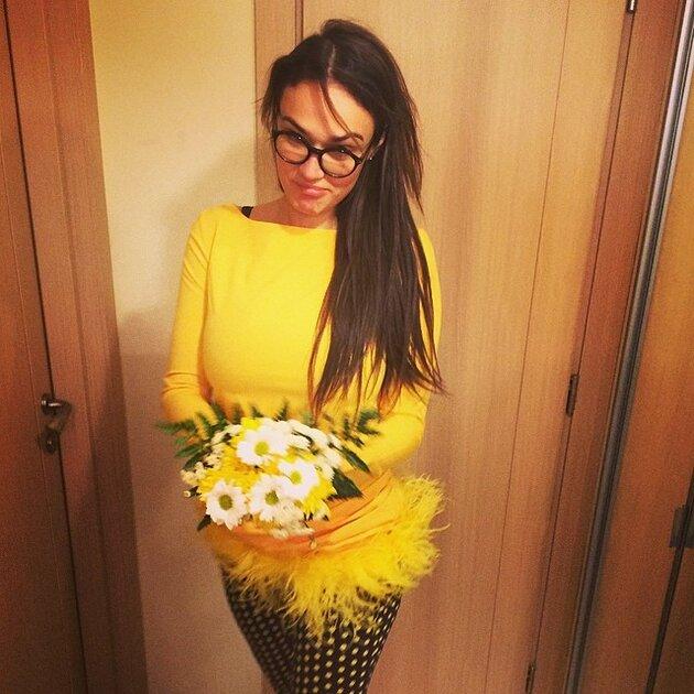 Прическа Алены привлекла особое внимание ее поклонников