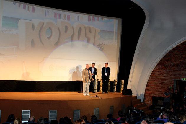 Виктор Сухоруков и Сергей Сельянов представили отцифрованную версию фильма Алексея Балабанова «Брат 2»
