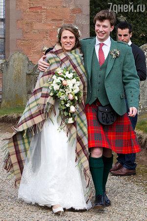 Свадьба по-шотландски