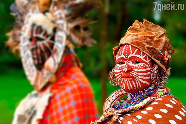 Невеста их Кении