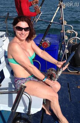 «Вчера, 14.01.13, на рыбалке в Таиланде...»