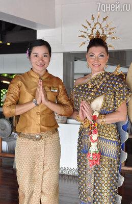 «Отдых в Таиланде идет прекрасно!» — призналась Сябитова поклонникам