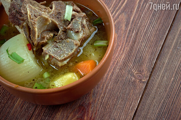 Суп по-турецки