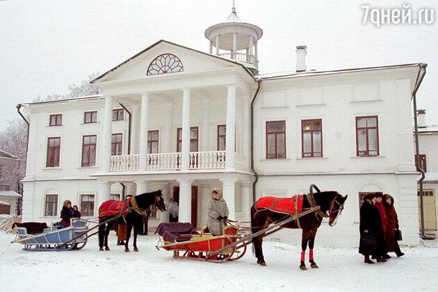 Барский дом в Карабихе