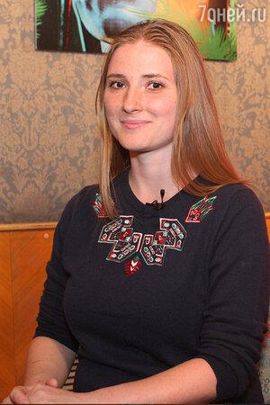 Победительница кинофестиваля «Короче» в 2014 году Гала Суханова
