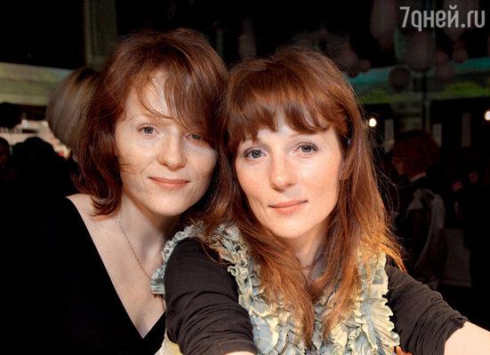 Сестры Кутеповы— рыжеволосые примы театра Петра Фоменко