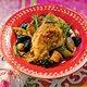 Рецепты от Юлии Высоцкой: кролик с черносливом, рулет смалиновым кремом и оливье с домашним майонезом