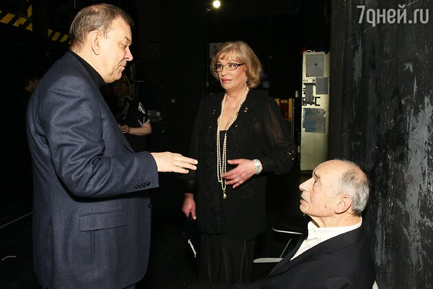 Валентин Гафт, Ольга Остроумова, Владимир Урин
